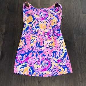 Lilly Pulitzer NWT Catch & release Courtney Shift